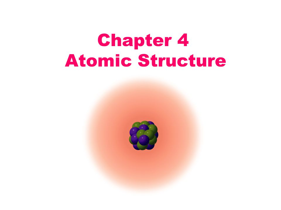Plum Pudding Model –JJ Thomson – 1897 Most of the atom was pos.