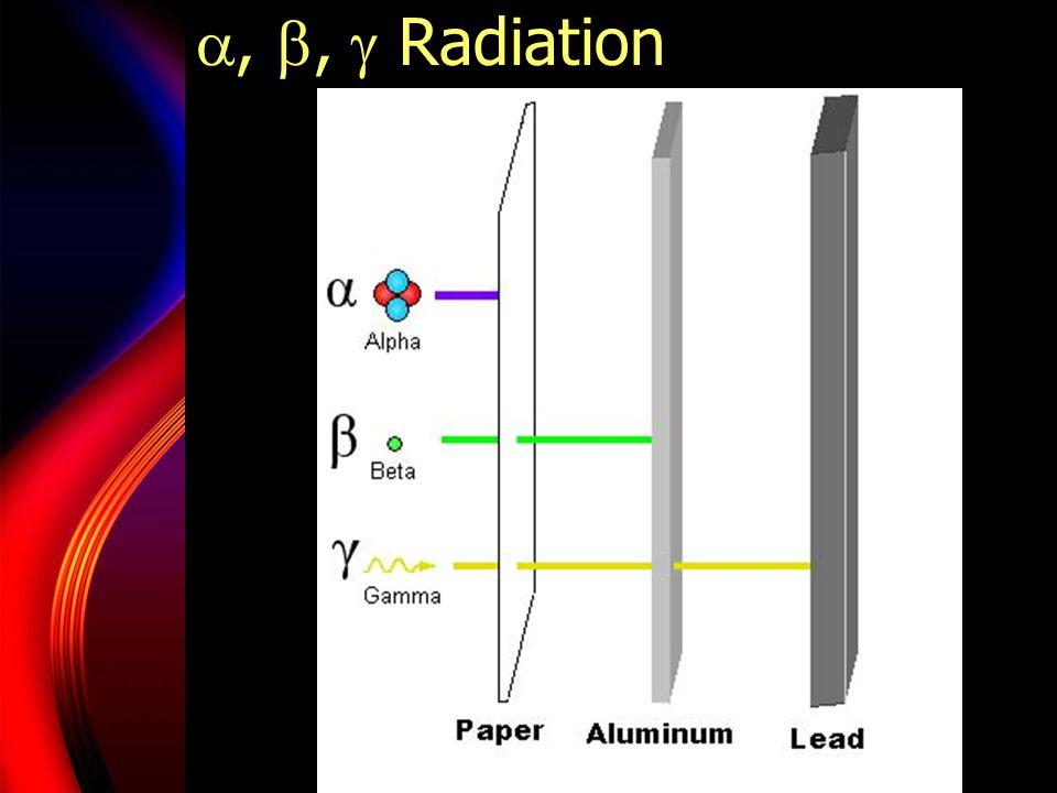 , ,  Radiation