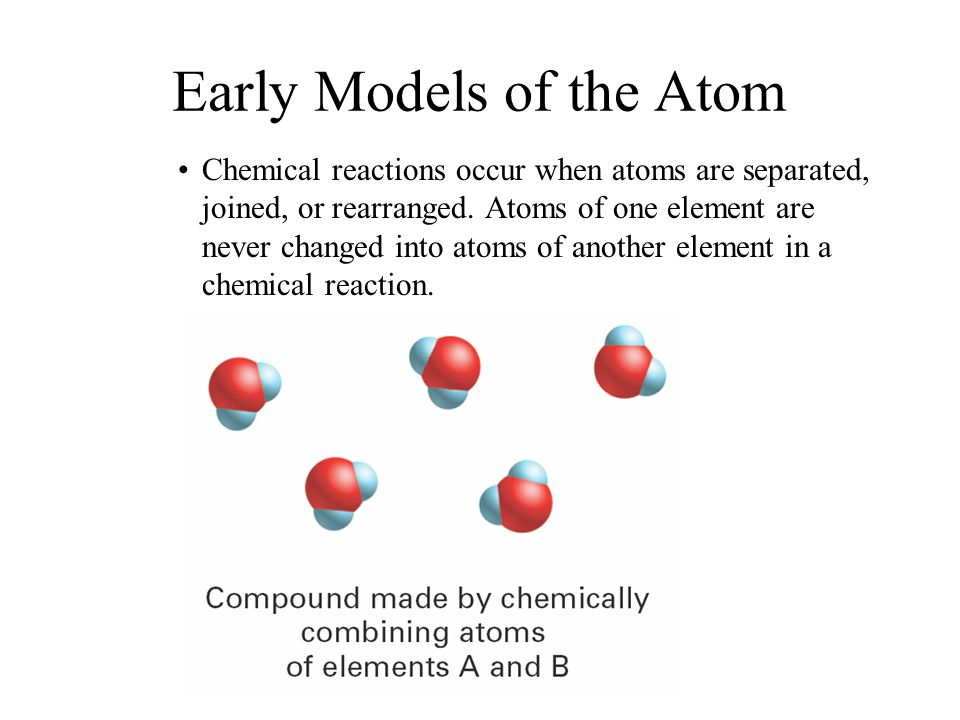 Atomic Structure Atoms are made up of a number of particles.