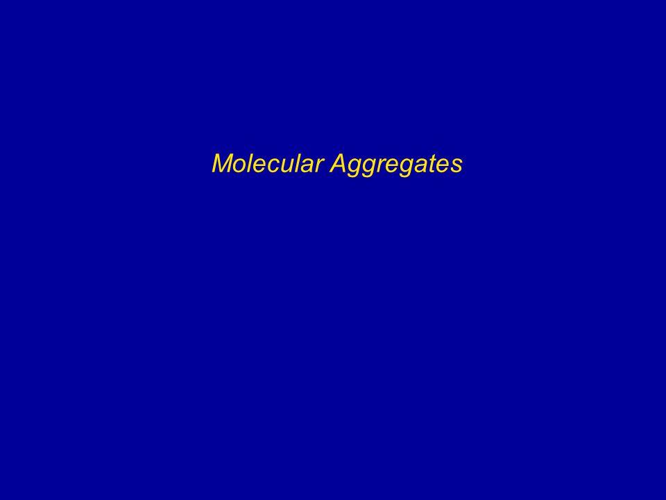 Molecular Aggregates