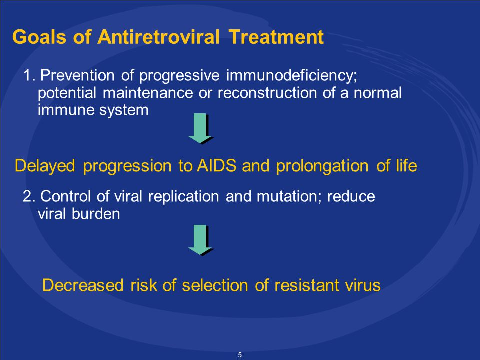 6 Anti-Retroviral Therapy  Explosion in HIV research since 1980 & AZT in 1987  But…HIV challenging target - obligate parasite, so few viral targets - high mutation rate & genetic plasticity  > 20 approved agents but only 4 targets  Combination therapy (at least 3 agents) = HAART introduced in 1995 - reduce propensity to resistance