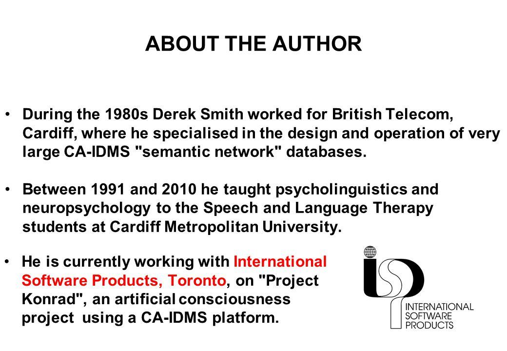 A presentation to Thursday 26th July 2012