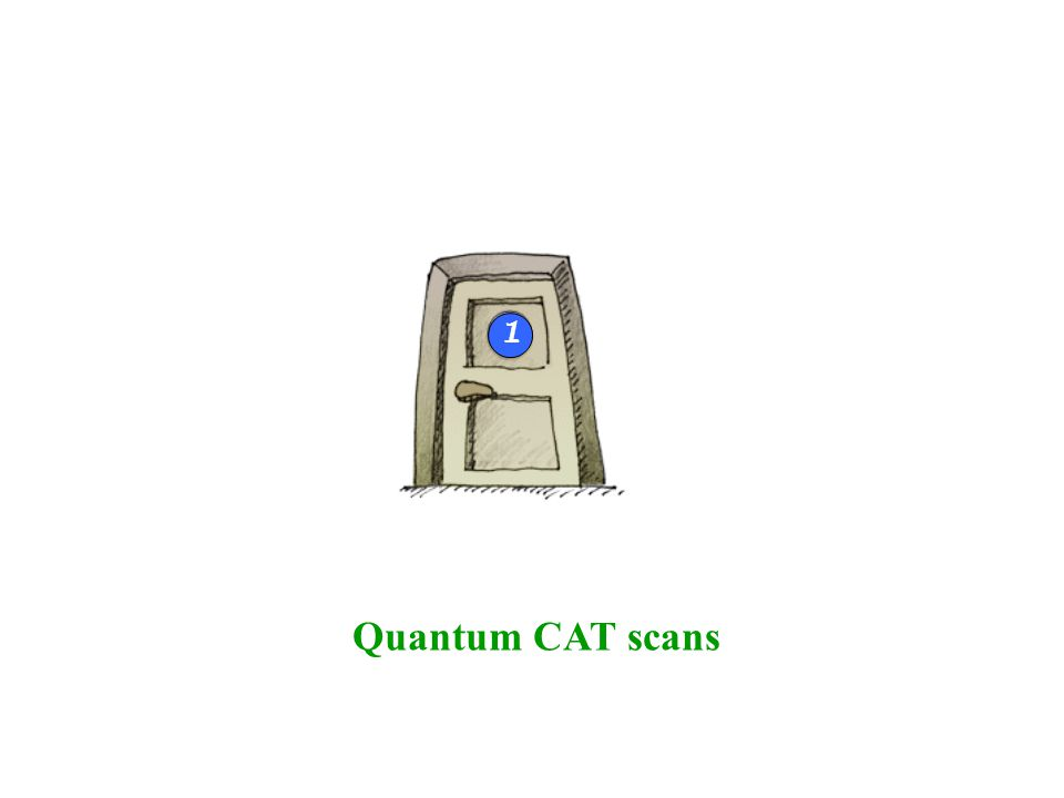 Quantum CAT scans 1