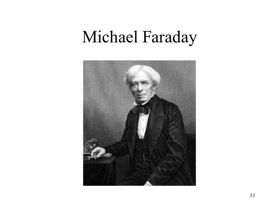 33 Michael Faraday