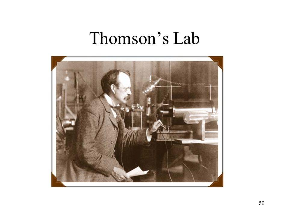50 Thomson's Lab