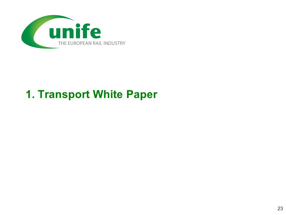 1. Transport White Paper 23