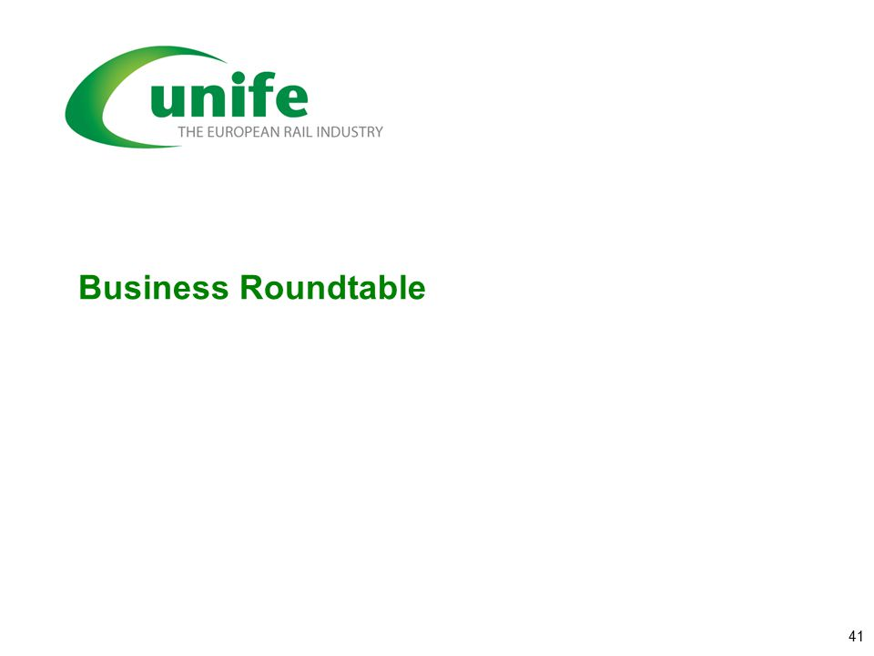 Business Roundtable 41