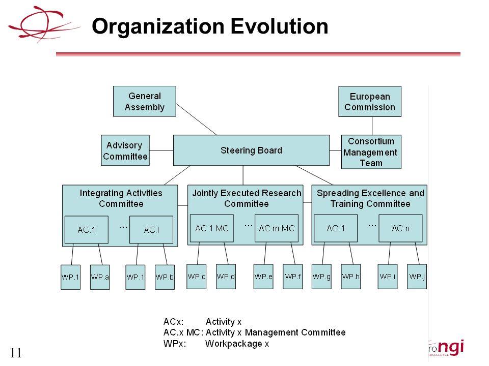 11 Organization Evolution