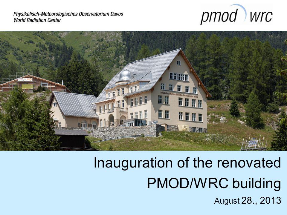 Keynote Director World Climate Research Program WMO Dr. Ghassem R. Asrar 28.8.2013 22