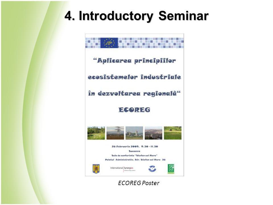 4. Introductory Seminar ECOREG Poster