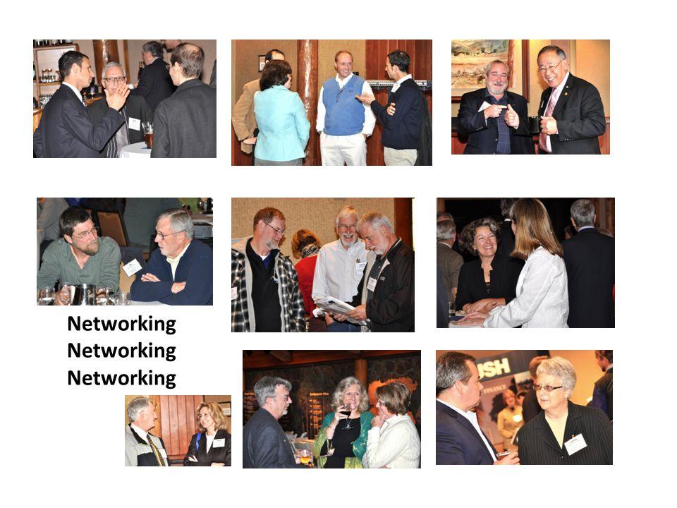Networking Networking Networking