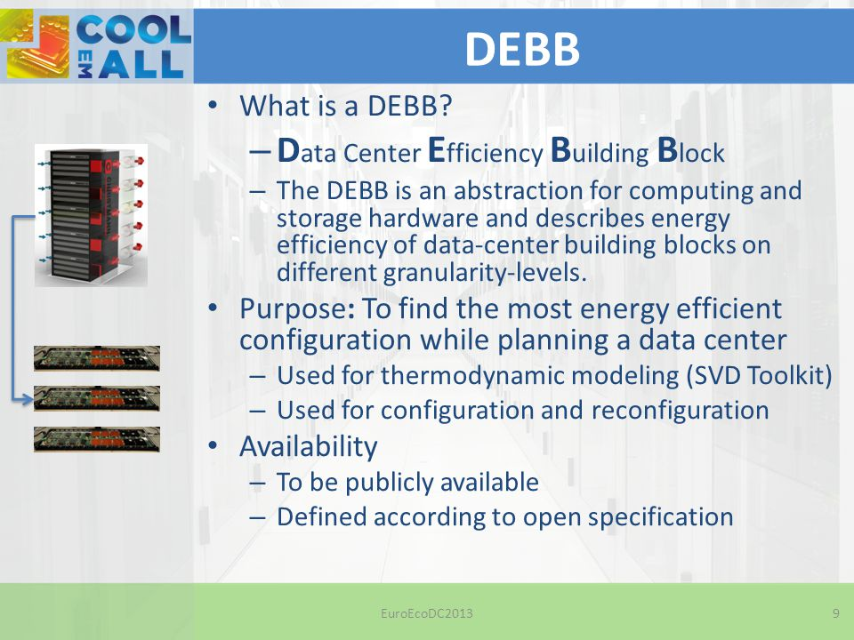 What is a DEBB.