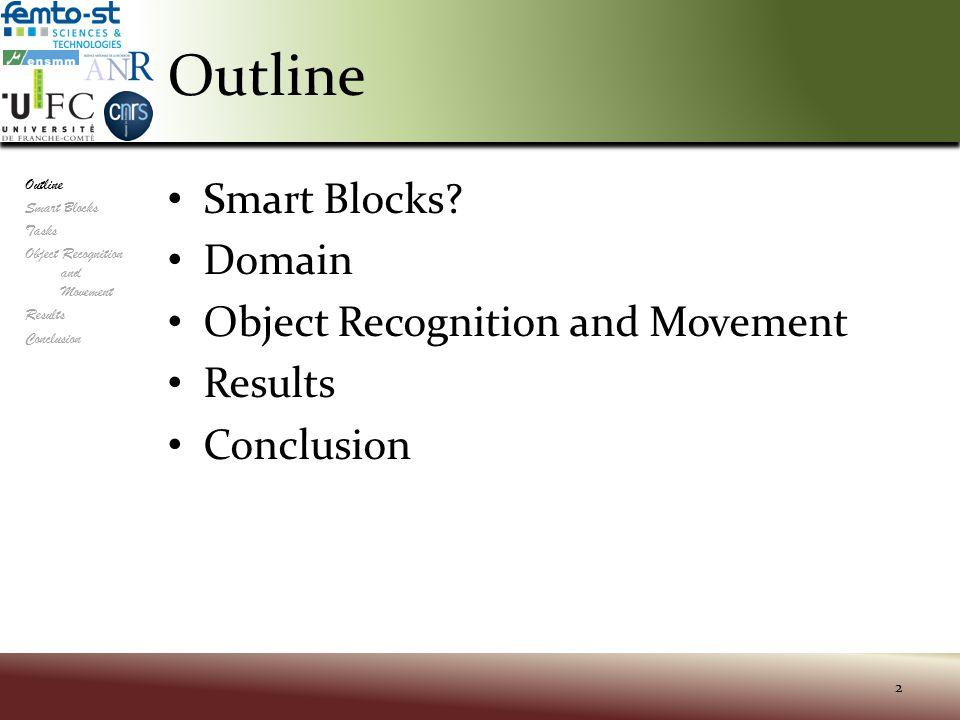 Outline Smart Blocks.