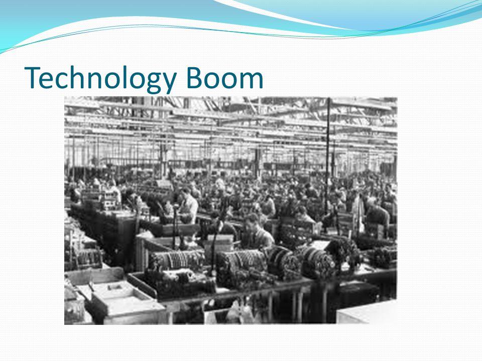 Technology Boom