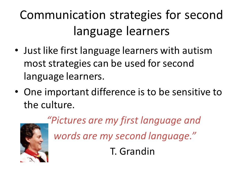 Work cited Lue, M.S. (2001). A survey of communication disorders for the classroom teacher.