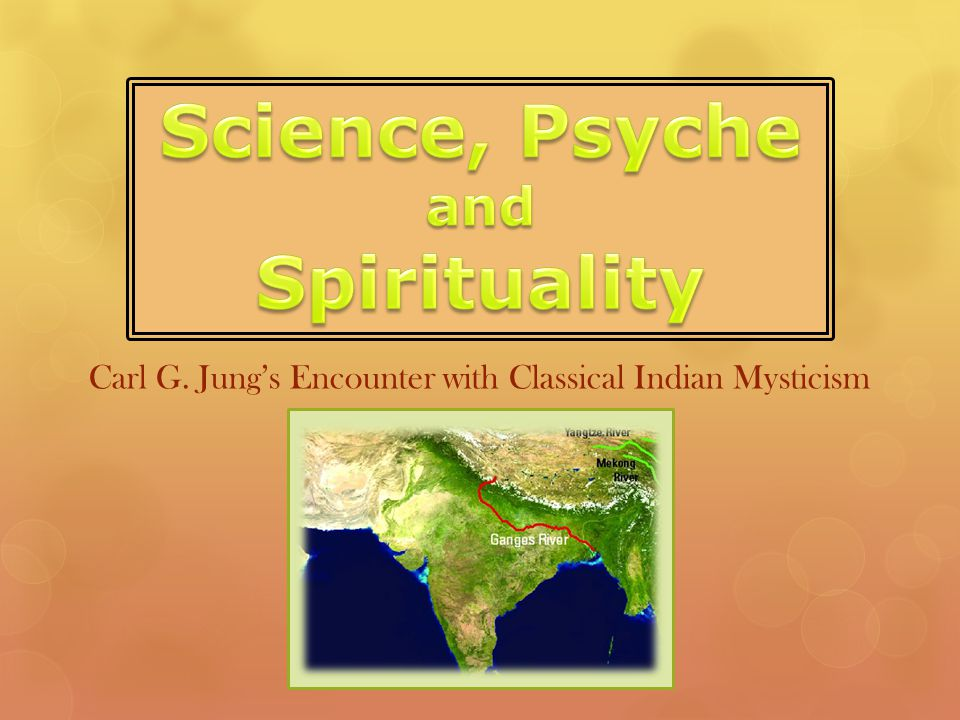 Carl G. Jung's Encounter with Classical Indian Mysticism