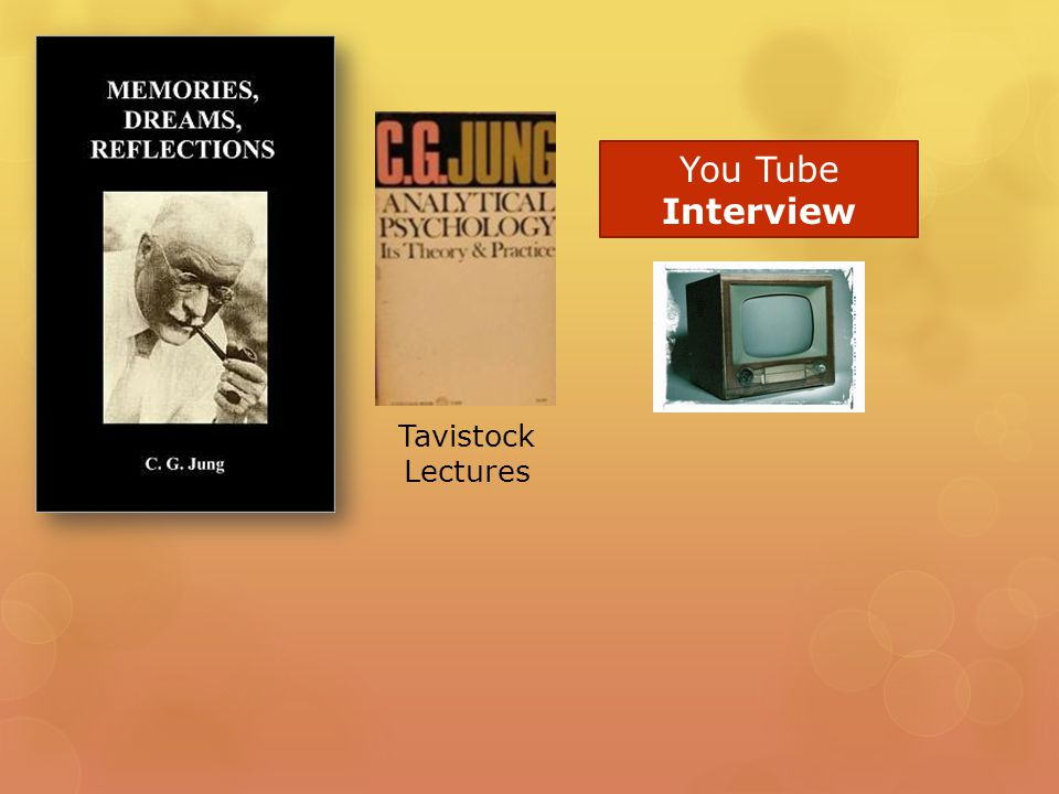 Tavistock Lectures You Tube Interview