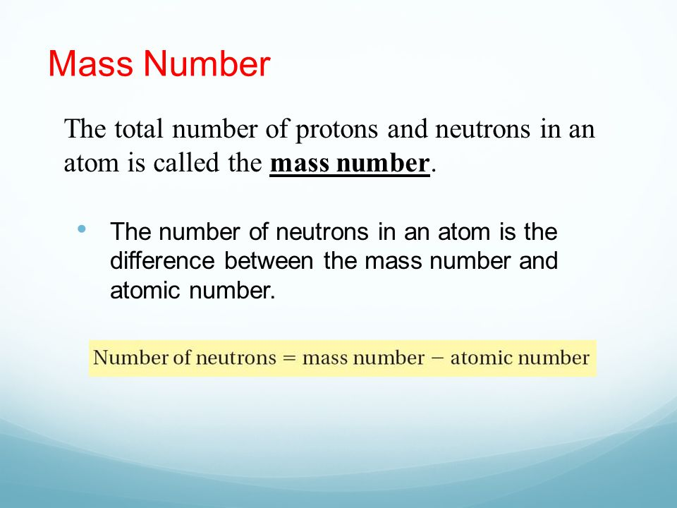 Understanding Atomic Number The element nitrogen (N) has an atomic number of 7.