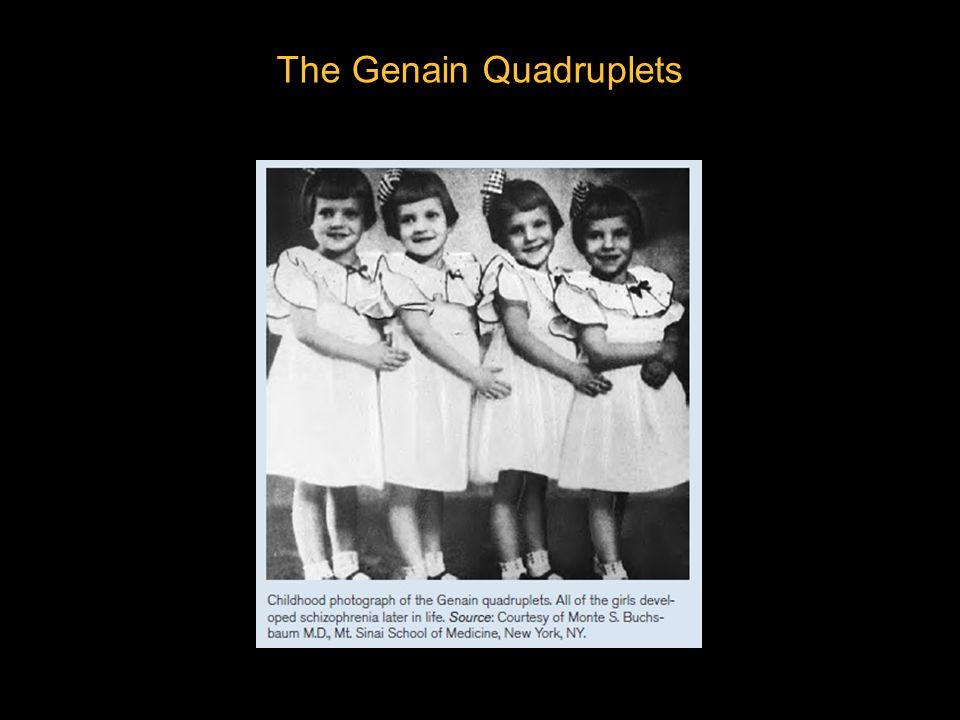The Genain Quadruplets