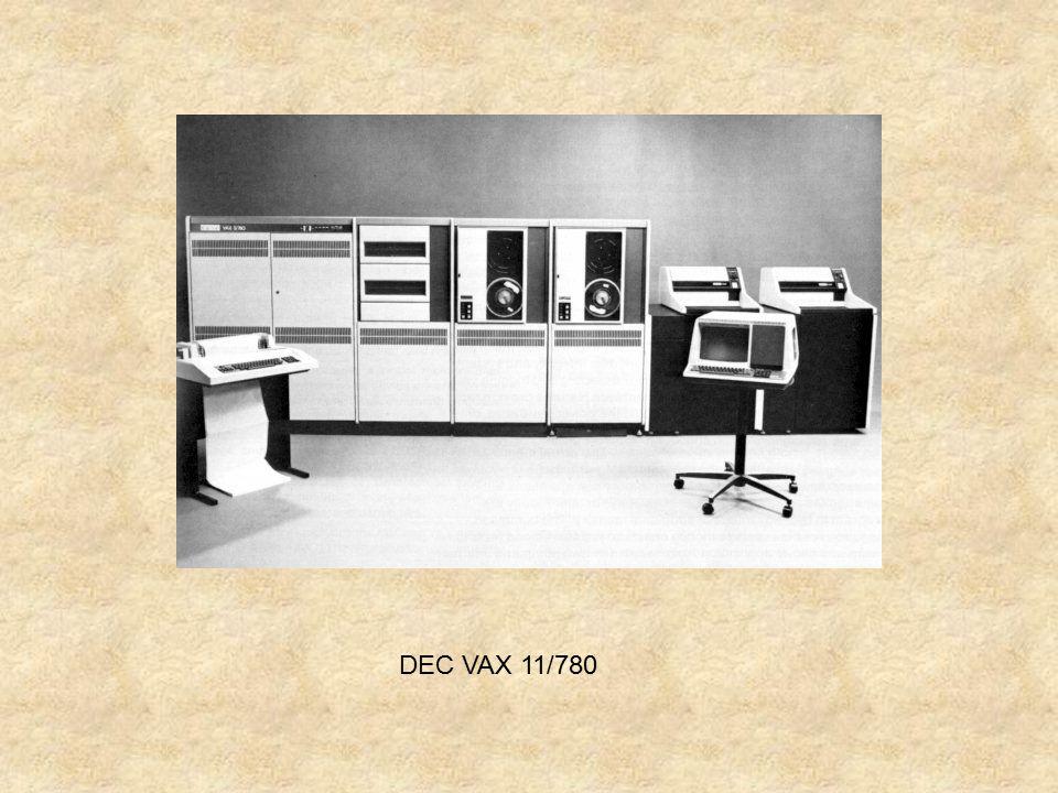 DEC VAX 11/780