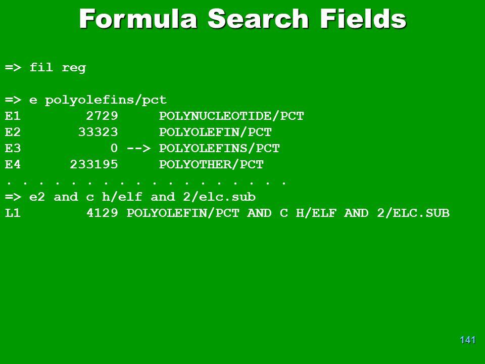 141 => fil reg => e polyolefins/pct E1 2729 POLYNUCLEOTIDE/PCT E2 33323 POLYOLEFIN/PCT E3 0 --> POLYOLEFINS/PCT E4 233195 POLYOTHER/PCT.........