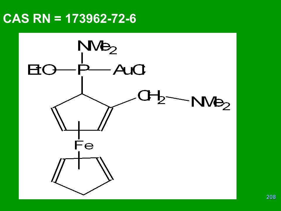 208 CAS RN = 173962-72-6