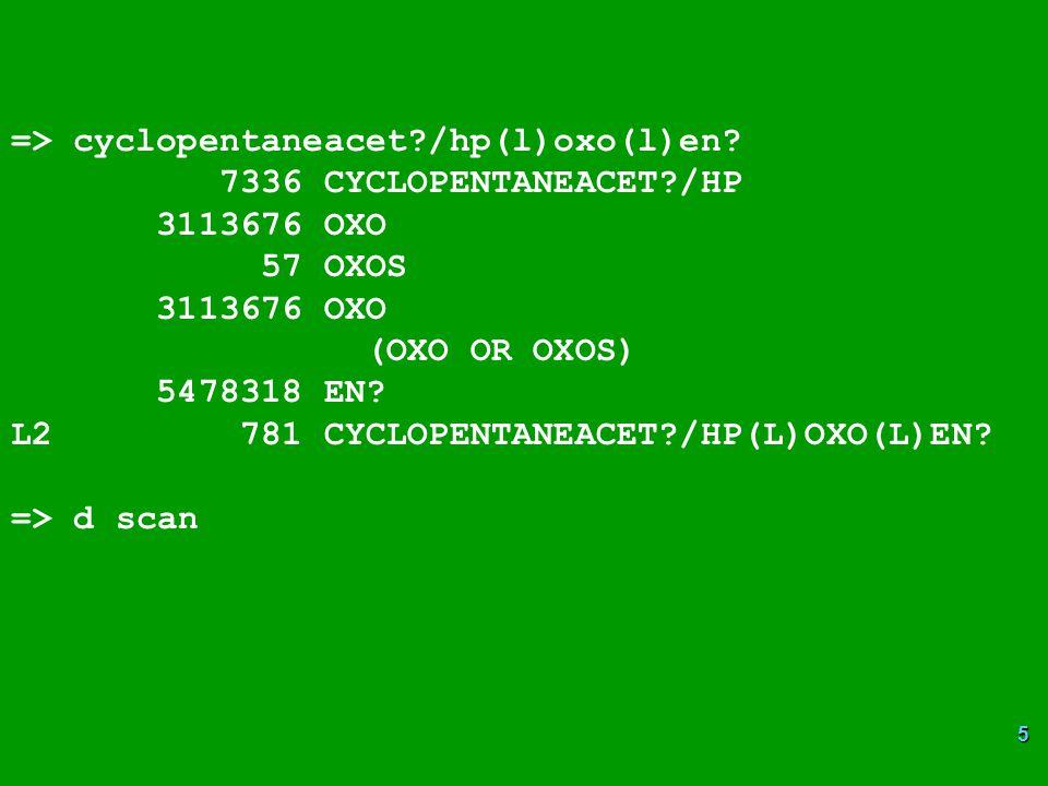 5 => cyclopentaneacet?/hp(l)oxo(l)en.
