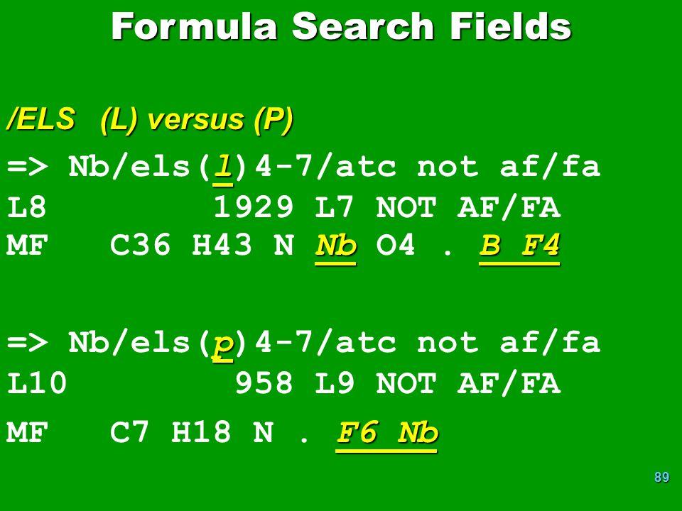89 l => Nb/els(l)4-7/atc not af/fa L8 1929 L7 NOT AF/FA NbB F4 MF C36 H43 N Nb O4.
