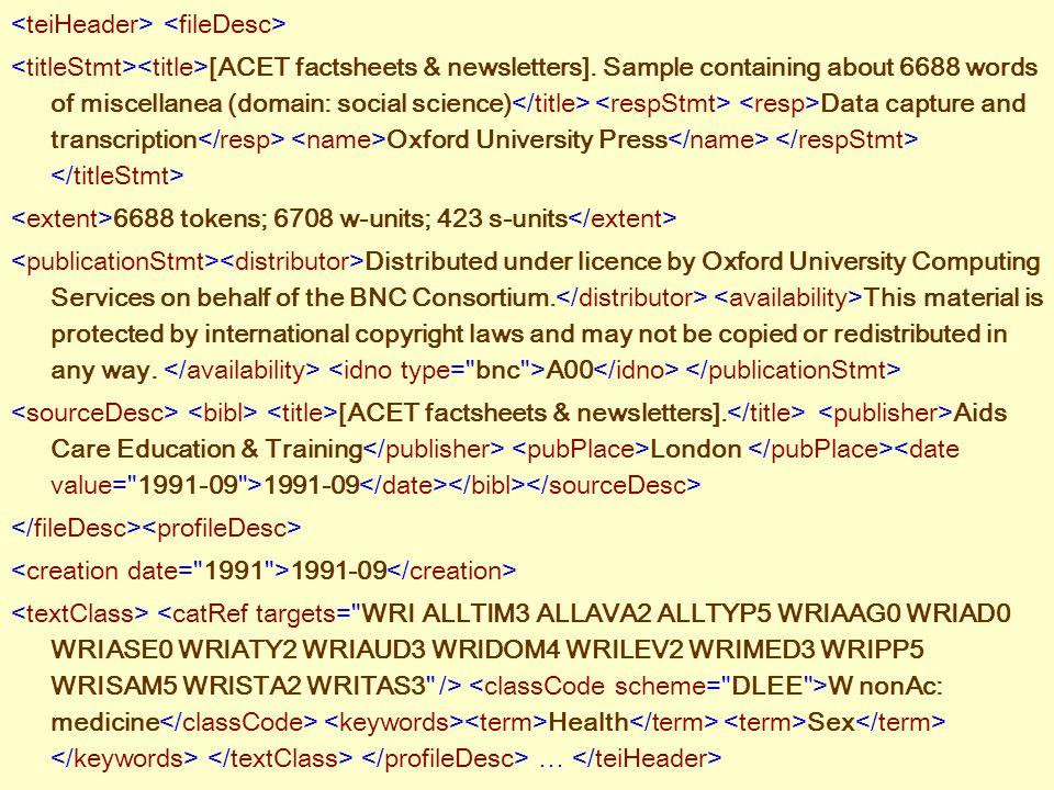 [ACET factsheets & newsletters].