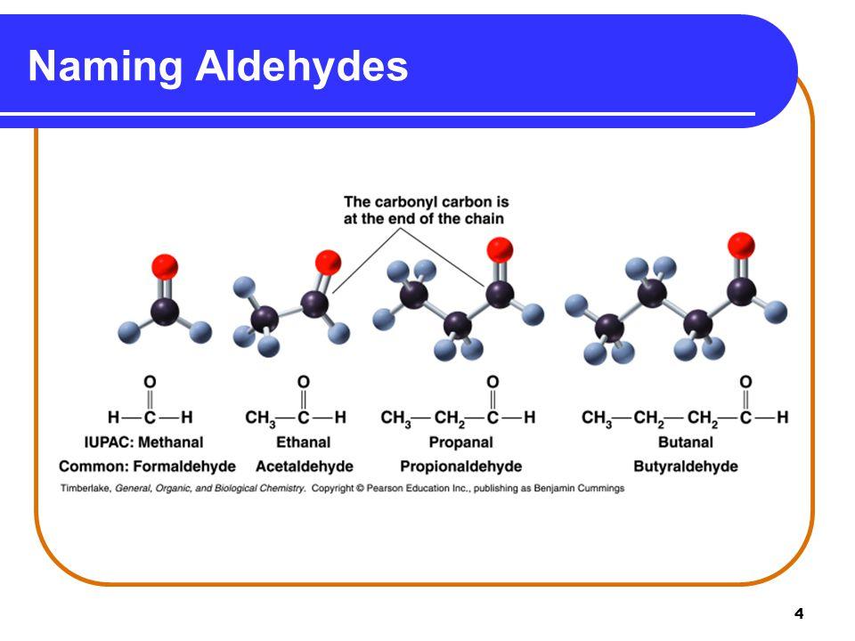 15 A. 2-pentanone; methyl propyl ketone B. cyclohexanone C,3,3-dimethylbutanal Solution