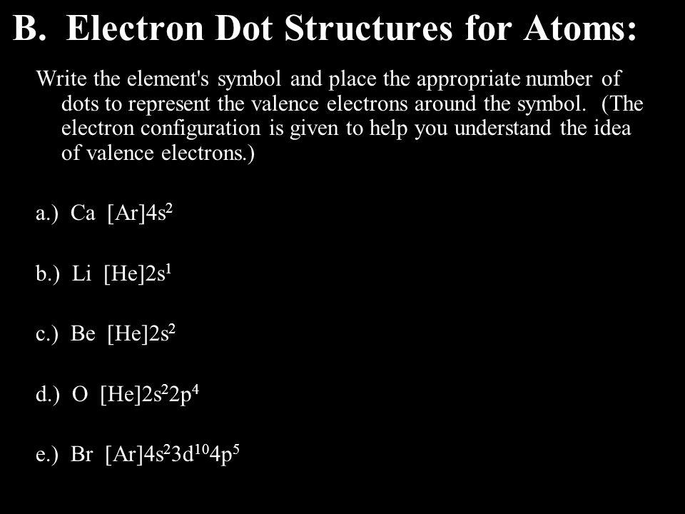 Examples: c.) Aluminum and Oxygen