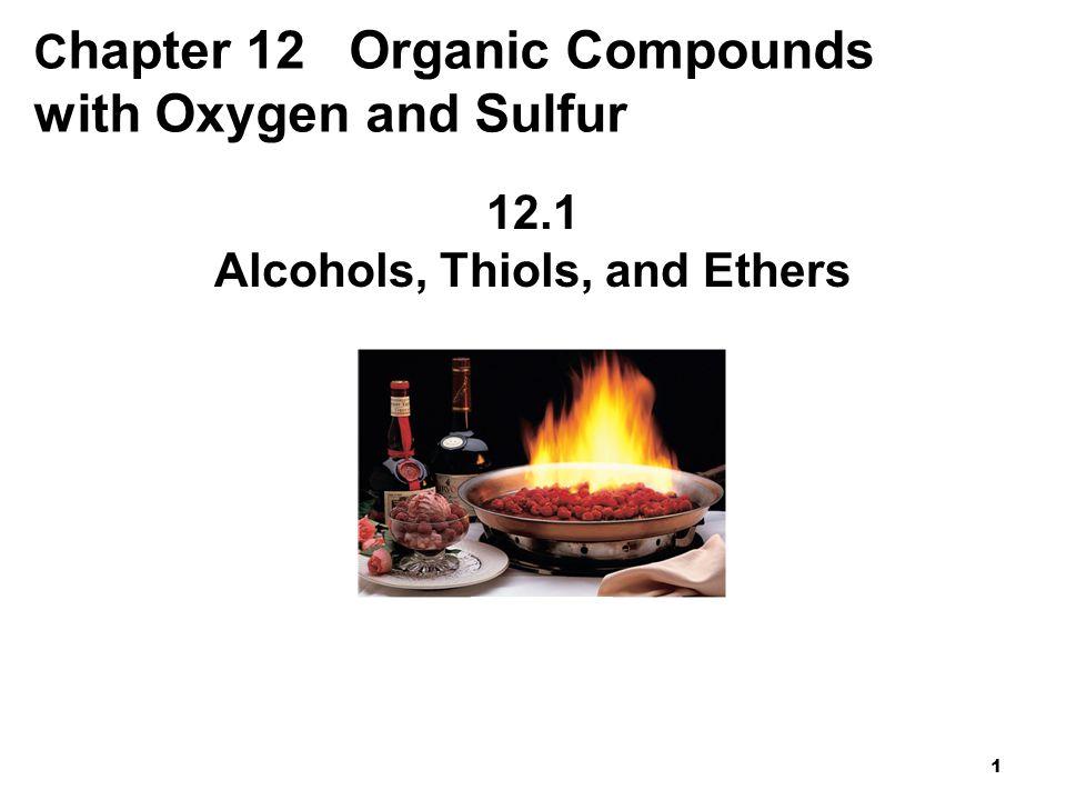 62 Comparison of Boiling Points