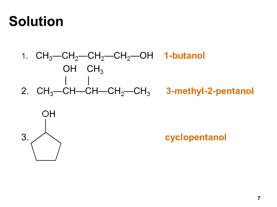 38 Oxidation of Ethanol in the Body In the body, enzymes in the liver oxidize ethanol.