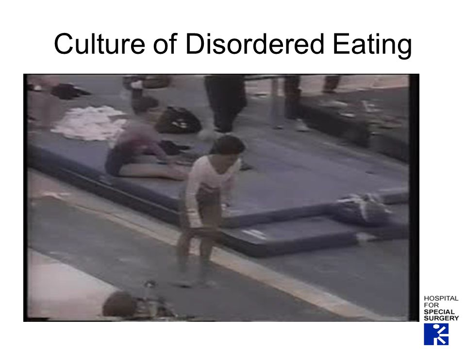 Culture of Disordered Eating