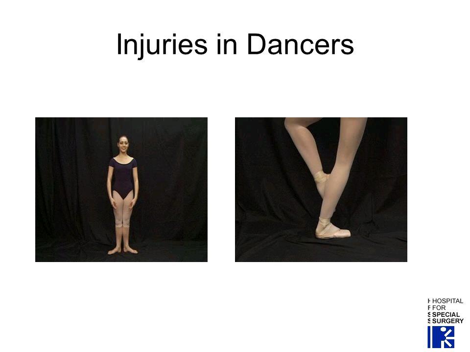Injuries in Dancers
