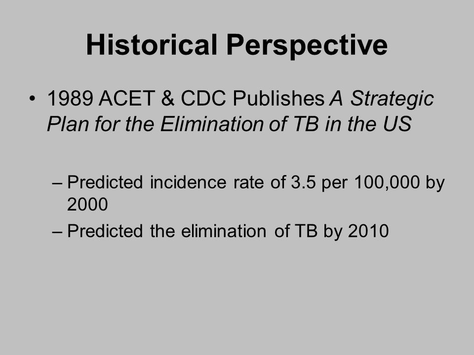 History (cont.) Late 1980's – early 1990's: Few states performing TB genotyping using IS6110 RFLP Jan.