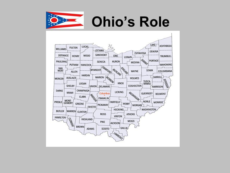Ohio's Role