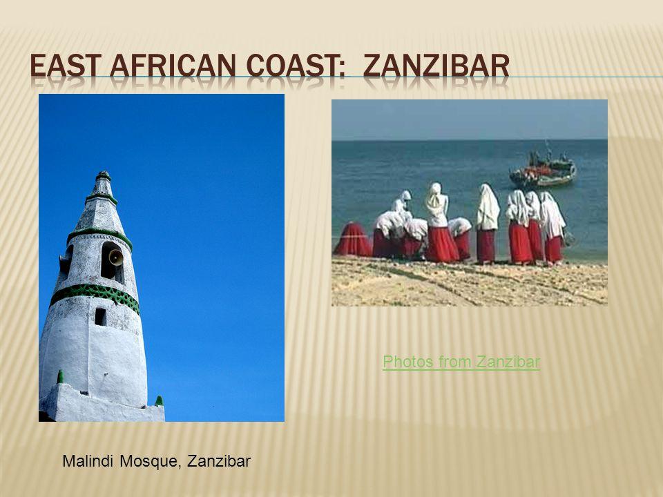 Malindi Mosque, Zanzibar Photos from Zanzibar