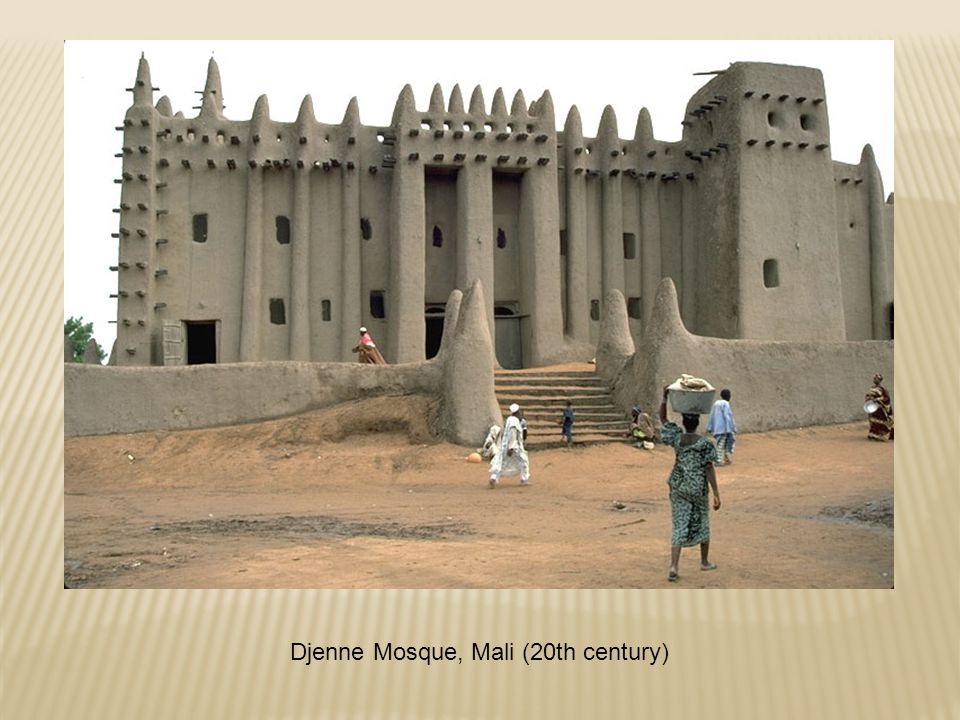 Djenne Mosque, Mali (20th century)