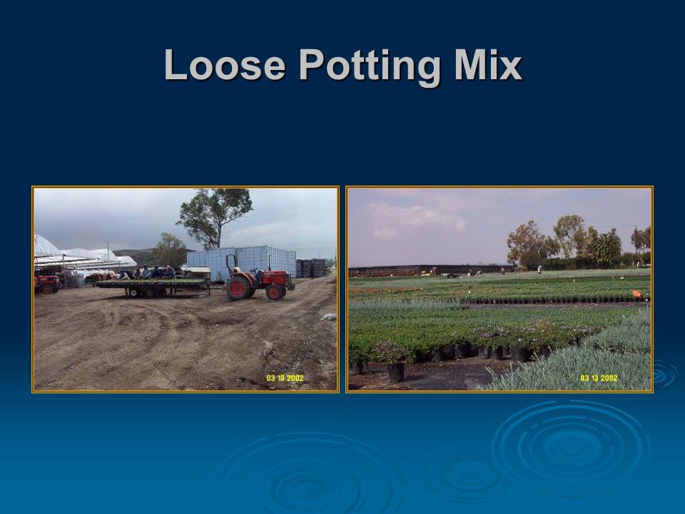 Loose Potting Mix