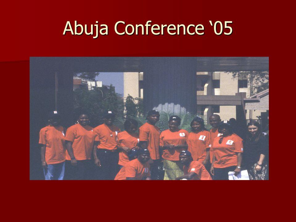 Abuja Conference '05