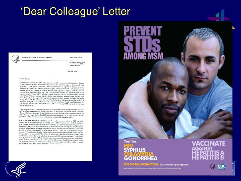 'Dear Colleague' Letter