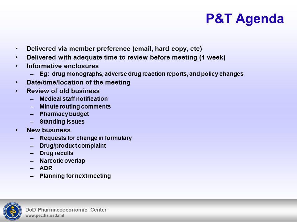 DoD Pharmacoeconomic Center www.pec.ha.osd.mil Text import wizard – step 2 Step 3