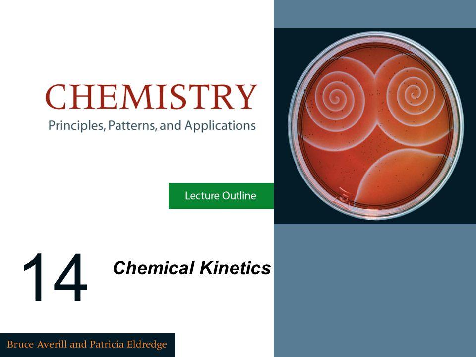 14 Chemical Kinetics