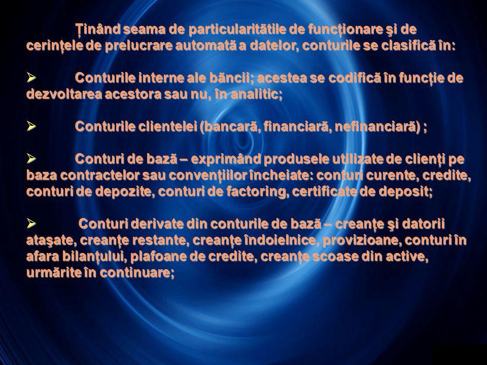 În cadrul instituţiei BCR se folosesc aplicaţii, care pot fi împãrtite în douã categorii: aplicaţii informatice achiziţionate; APPLIBANQUE, NOSTRO, SW