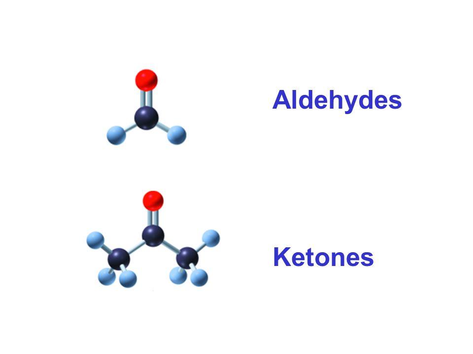 Aldehydes Ketones