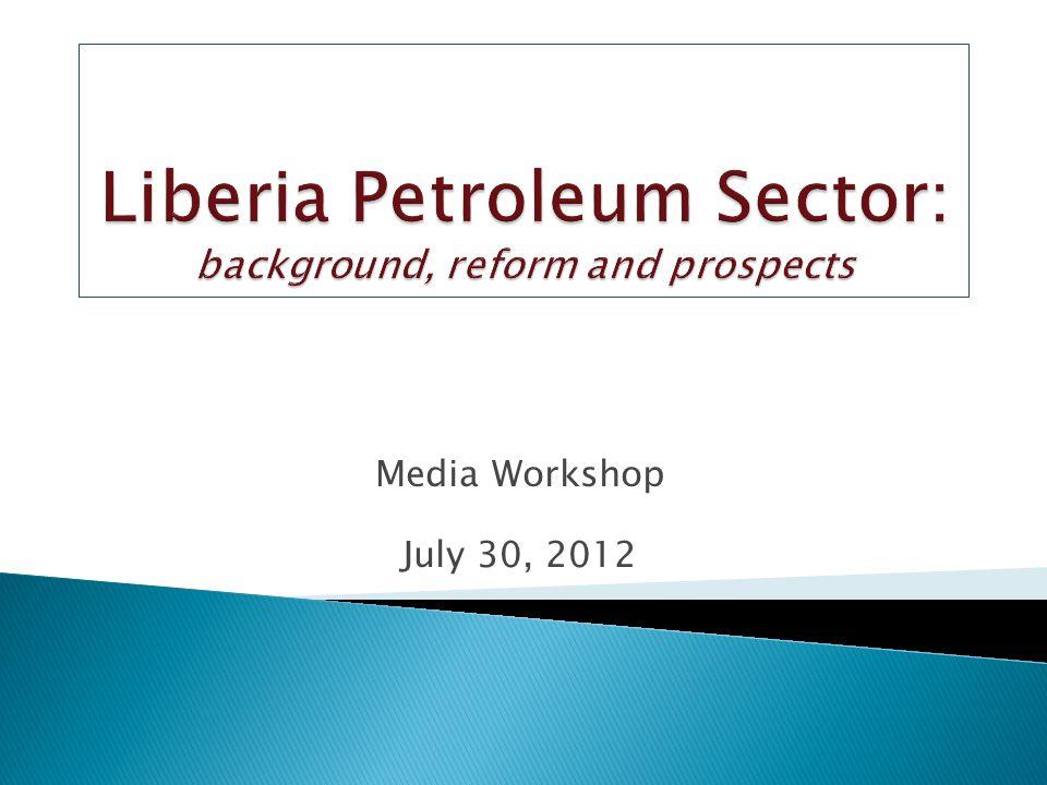 Media Workshop July 30, 2012