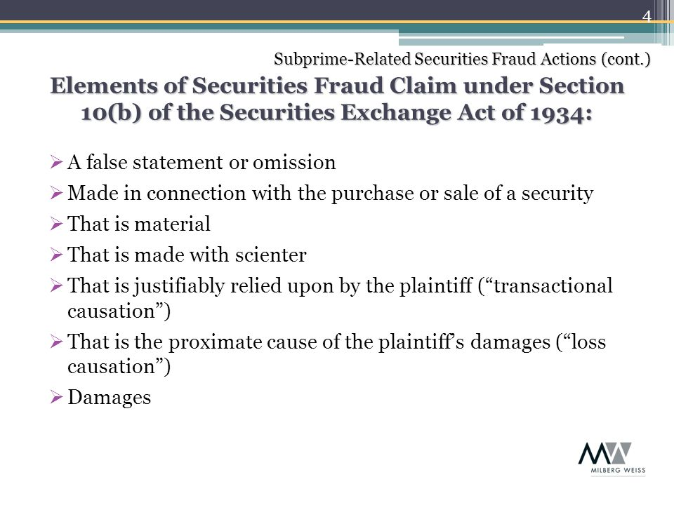 15  ERISA Sections 409(a) and 502(a)(2) authorize participants to sue in representative capacity for losses suffered by plan participants as a result of breaches of fiduciary duty  Class action would be brought under Fed.