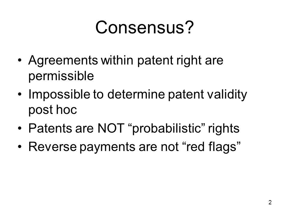 2 Consensus.
