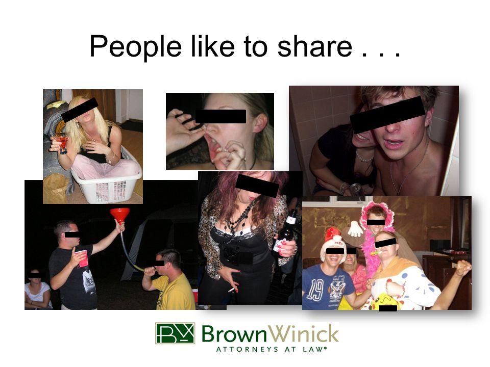 People like to share...